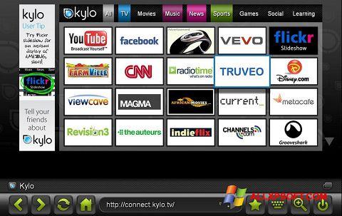 Snimak zaslona Kylo Windows XP