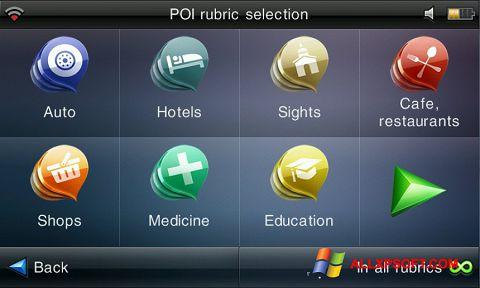 Snimak zaslona VisiCon Windows XP