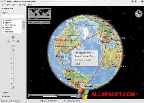 Snimak zaslona Marble Windows XP