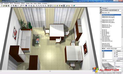 Snimak zaslona KitchenDraw Windows XP