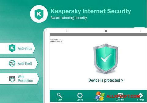 Snimak zaslona Kaspersky Internet Security Windows XP
